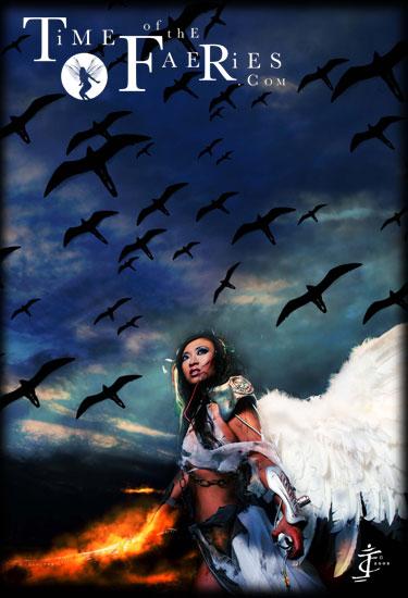 L. A. Aug 04, 2008 J. Corsentino Battle Angel II