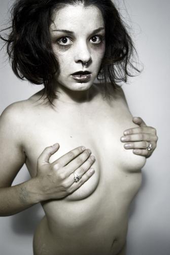 Female model photo shoot of MmeFaerie by everett cook in Denver, CO