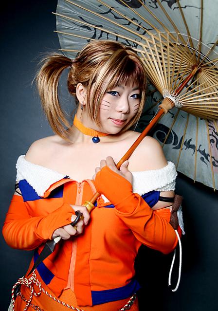 AX 2008 Aug 04, 2008 Ejen Naruko (cosplay)