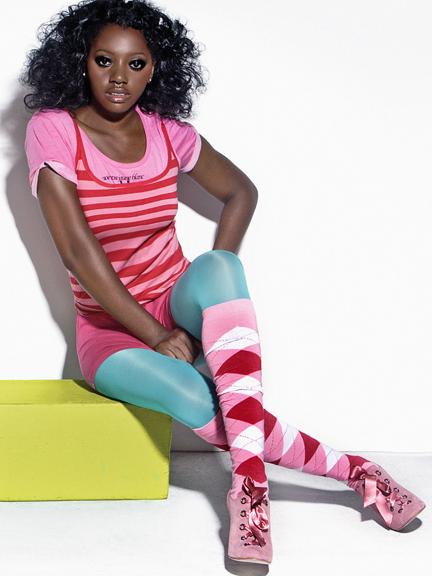 brooklyn Aug 04, 2008 Itaysha Jordan  100% Pinky