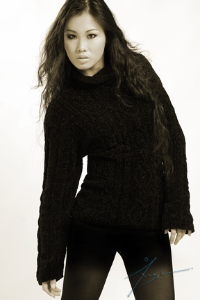 Male model photo shoot of black x white in SGP