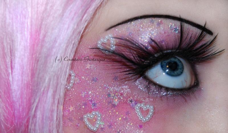 Aug 06, 2008 Countess-Grotesque Make-up, Model, Photo- me