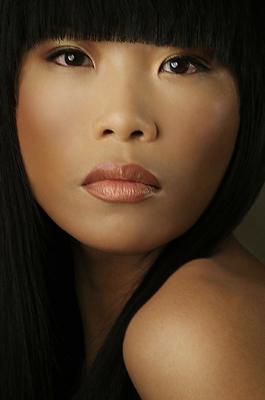 USA, Canada Aug 08, 2008 Photo: vvv, Makeup: Erin Make Up For Ever HD Foundation Sephora Ad