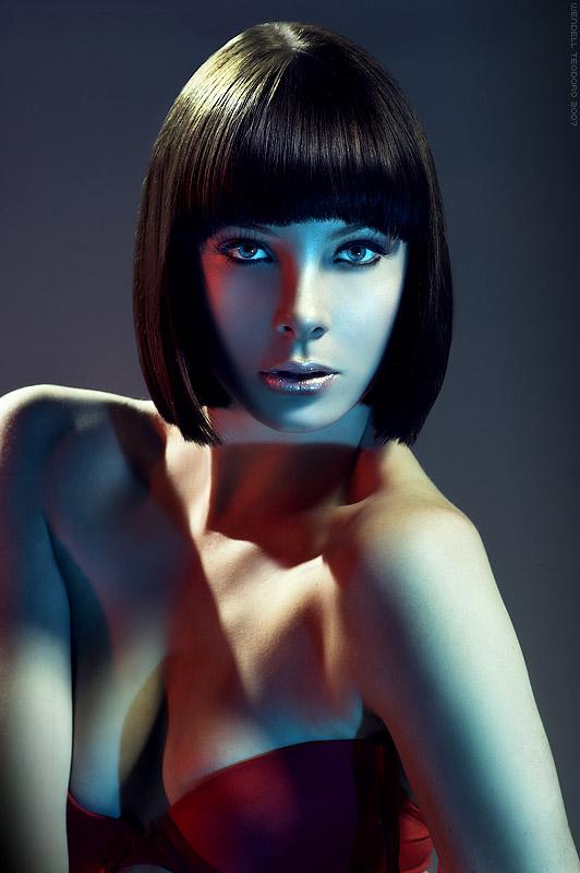 Sun Studios, Sydney Australia Aug 08, 2008 Hair & Makeup - Rani @ T.I.D. & Rhonda May, Model - Lauren Burnett @ Chadwick Editorial - Adore