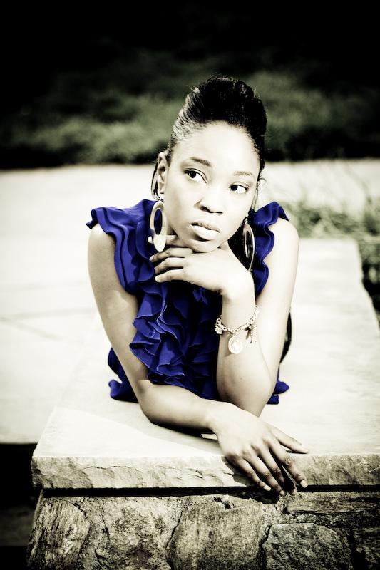 Female model photo shoot of Natavia