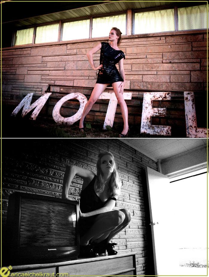 Aug 08, 2008 © Erica Eichelkraut Photography Motel Shoot