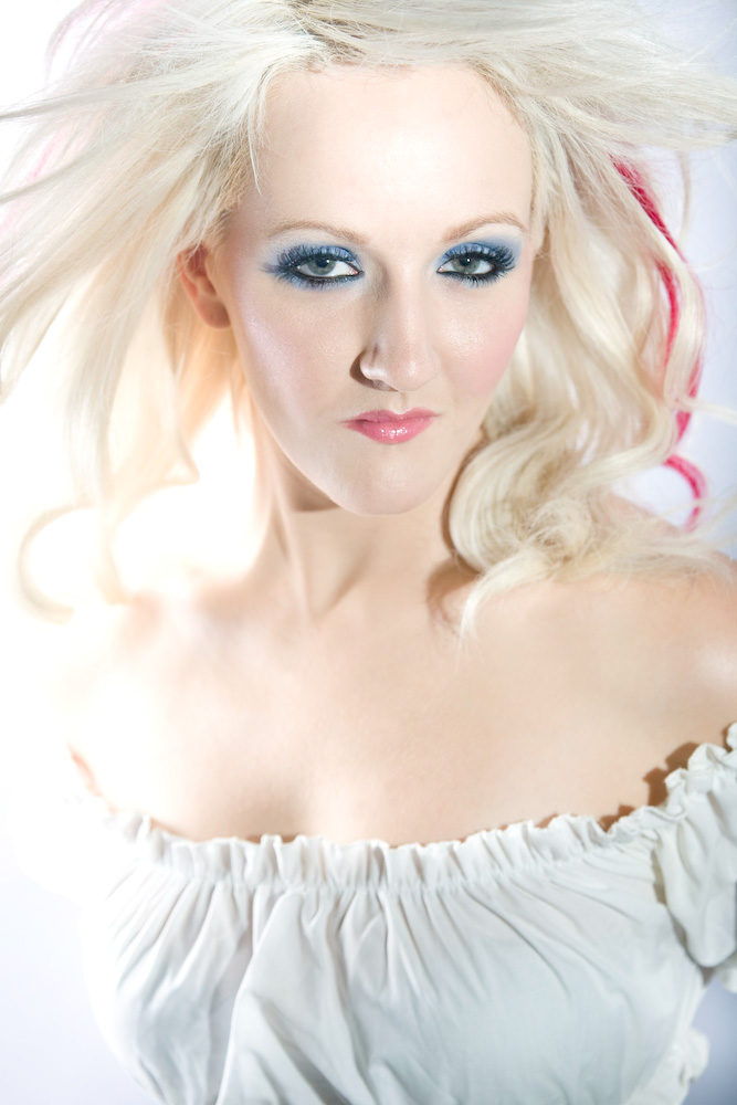 Female model photo shoot of Crystal Dianne by Soats Photo in Riverside, CA, hair styled by CrystalRigby