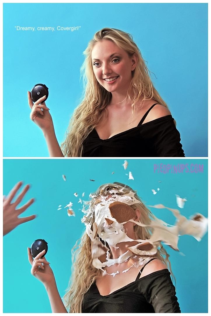 Aug 09, 2008 &copy piedpinups.com dreamy, creamy, covergirl!