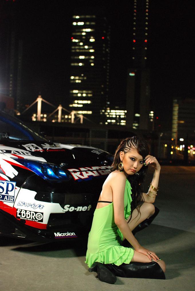 Aug 10, 2008 car×girl・・