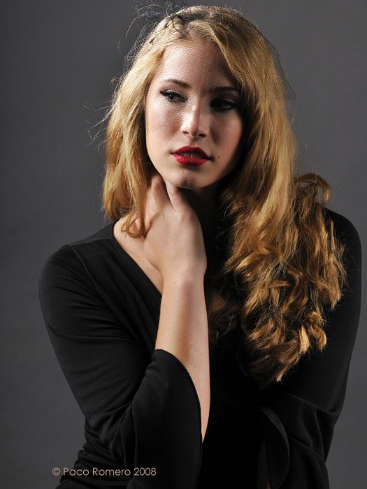 Female model photo shoot of Tiffany Clarkson in Dallas Studio