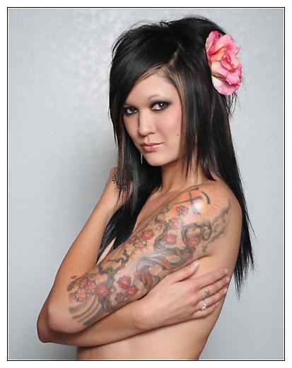 Female model photo shoot of La_Lauren Nicole