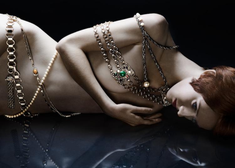 Female model photo shoot of YAA Photography and V Nixie