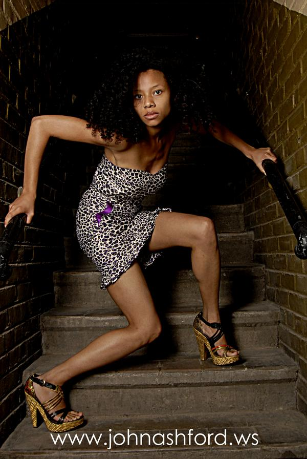 Aug 12, 2008 Zephorah-Styled by--> ME! w/ John Ashford Shoes