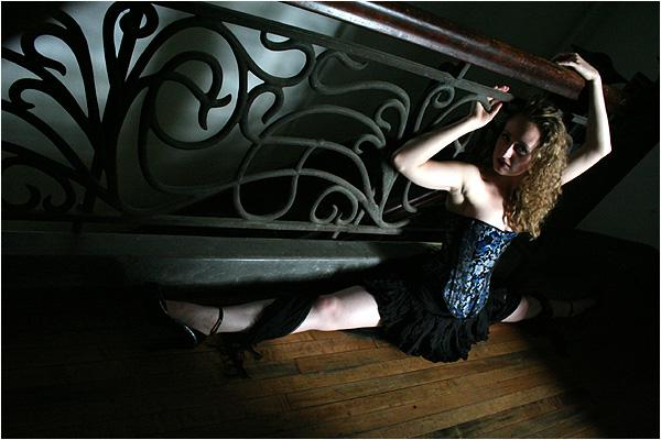 Female model photo shoot of Christen Heilman