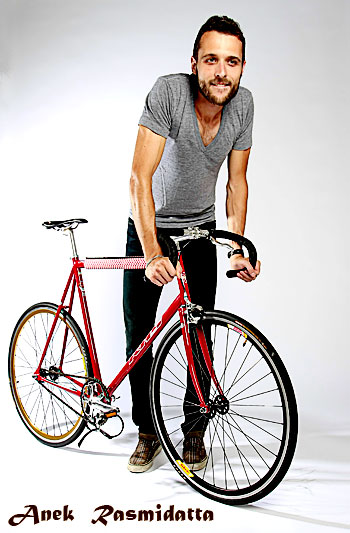 Atlanta, GA Aug 12, 2008 ANEK Rasmidatta Bicycle Shop Advertising Campaign
