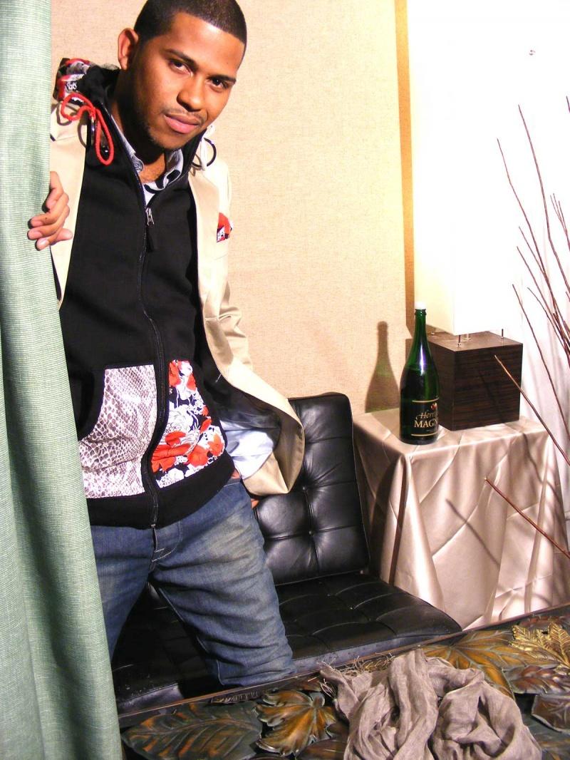 Male model photo shoot of Puulaahi by Briian Dargon in New York, NY