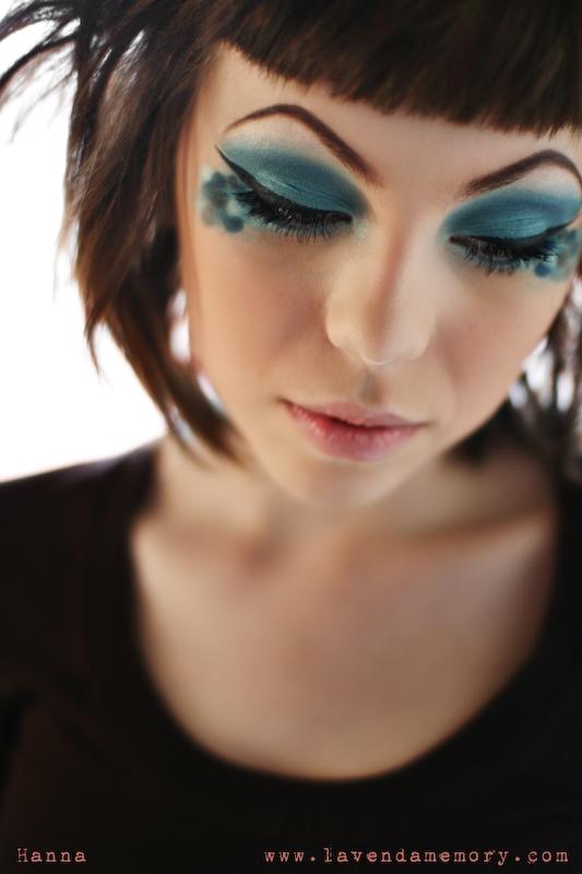 Aug 12, 2008 Photographer: Lavenda MM#588178, MUA/Model: Hanna Nissen me!