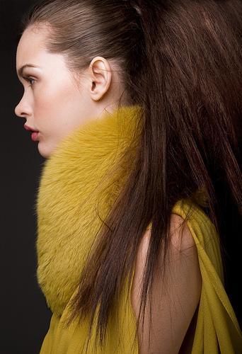 Manhattan Aug 14, 2008 Joan Levey/Photographer  ELIZABETH WHITE /NEW YORK MODEL MANAGEMENT(Nubushe Brown(makeup artist)