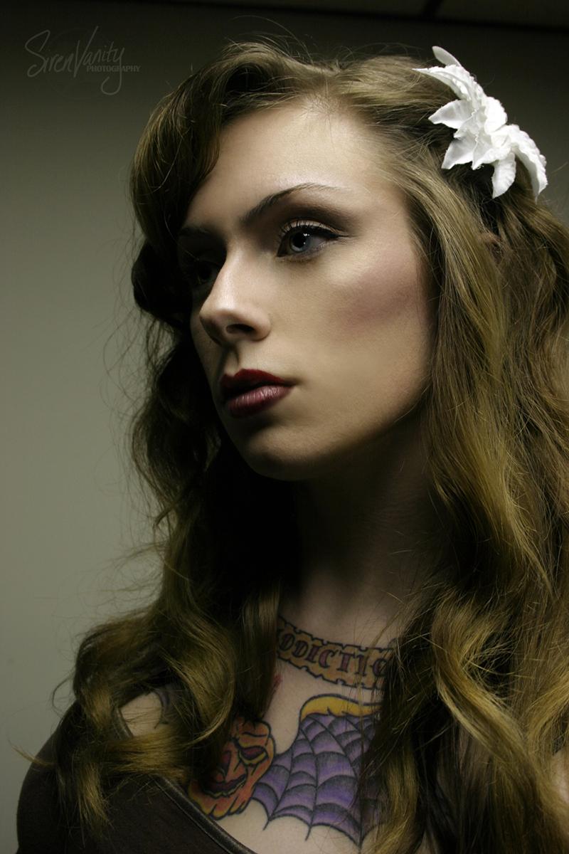 Female model photo shoot of Retouching by Kearstin and Kearstin by Siren Vanity in Glen Ellyn, IL