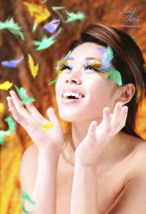Okinawa, Japan Aug 14, 2008 Michael Anthonys MUA/Hairstylist: Candace Ocampo