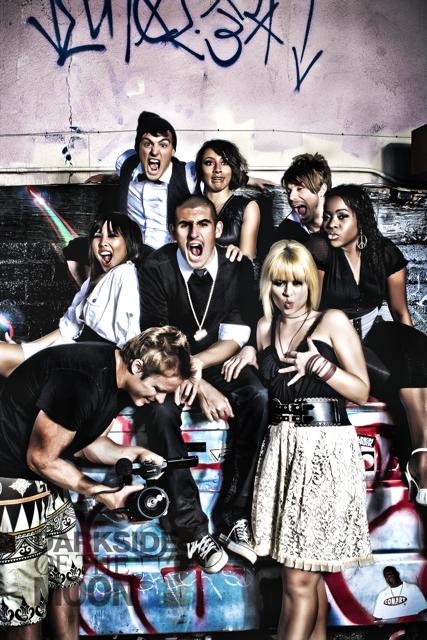 suru la Aug 15, 2008 darkside of the moon 2008 Fanny Pak :: Americas best dance crew
