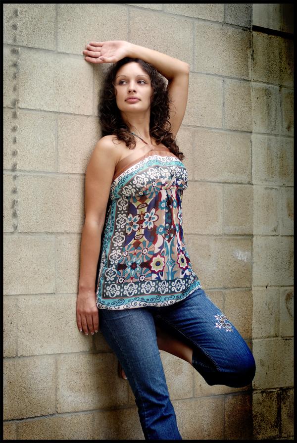 Female model photo shoot of Gina Martin by Animati Photography