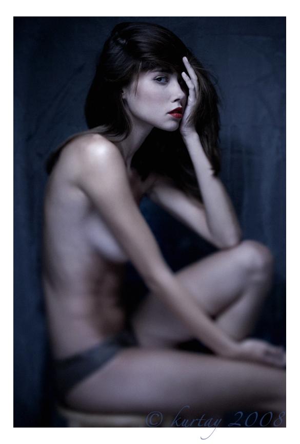 London Aug 16, 2008 Kurtay Model: Gia Lazarova