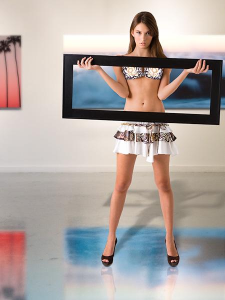 ? Aug 16, 2008 © Patrick Costanilla 2007 Framing Fashion Inside & Out (Marianna Di Brito)