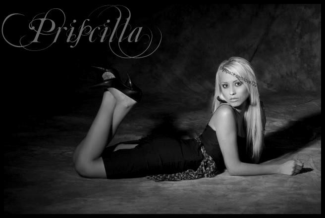 Female model photo shoot of Priscilla Mariee