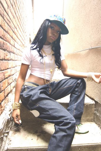 Aug 16, 2008 Urban Meets Glam shoot- Styling: BINKI B & LALA REID - Creative director: Jai Holness & Ness grant Sarah Grant