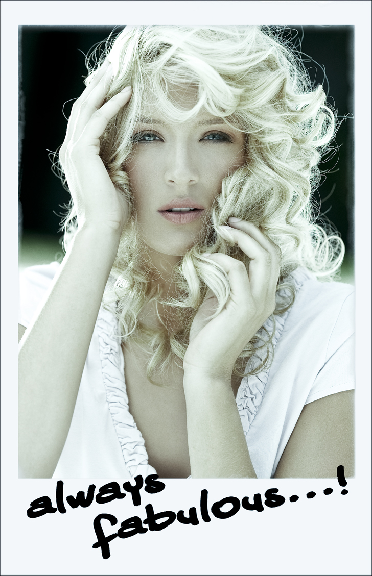 LA Aug 17, 2008 JPM Jana Banker, Elite Model, on a shoot for Boom Boom jeans
