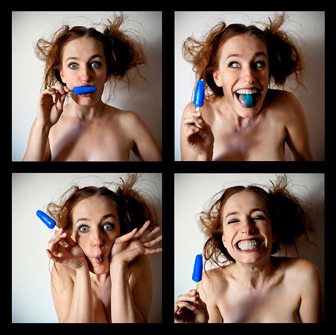 Aug 17, 2008 seanryanimages2008 Blue Flavour!