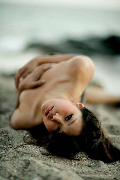 Malibu beach, CA Aug 17, 2008