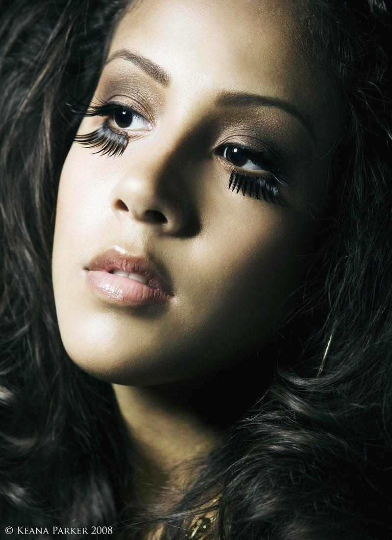 Female model photo shoot of Keana  Parker in LA