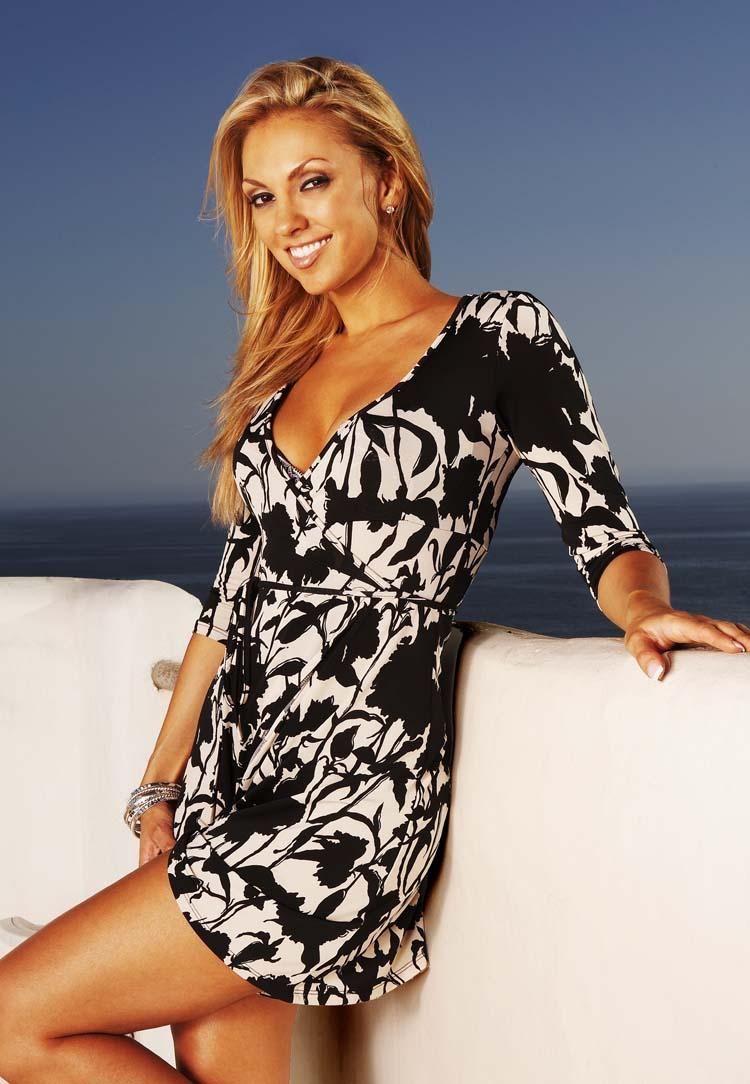 Female model photo shoot of Colleen K in Laguna Beach