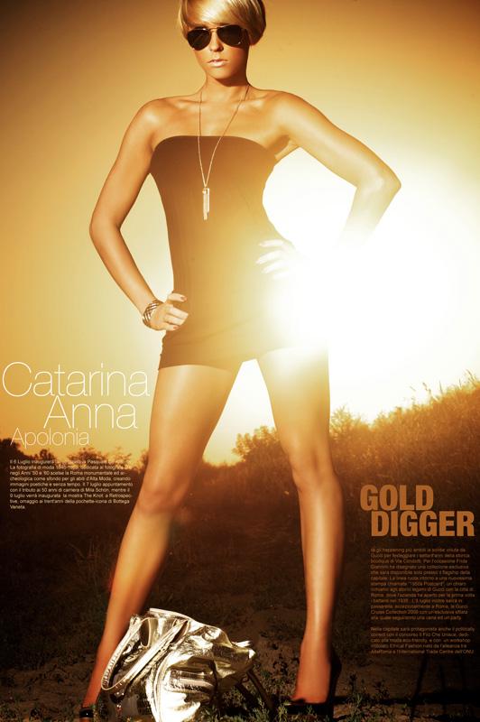 Aug 18, 2008 Bartlomiej Ramza Gold Digger