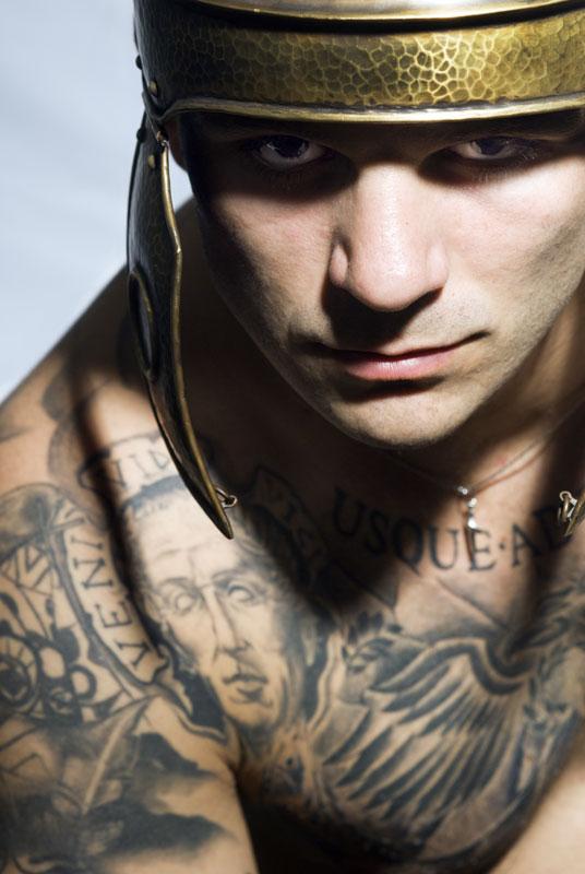 Rome Aug 20, 2008 Francesco Survara Alessio Sakara, UFC fighter