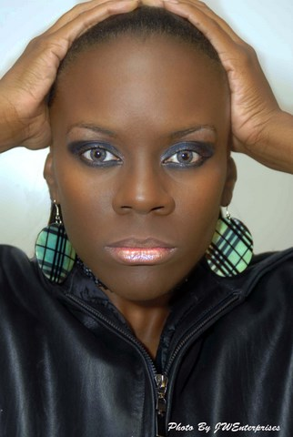 Female model photo shoot of Faith Le Supermodele by JWE Photography in Studio