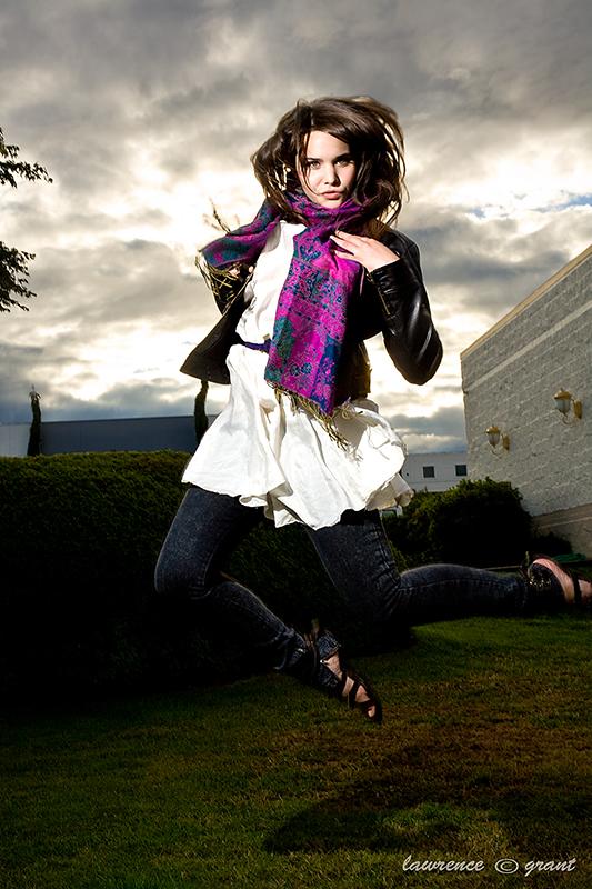 Seattle Photography Associates - Don Giannatti Workshop Aug 21, 2008 Larry Grant Isabelle