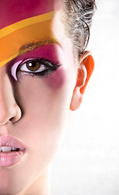 Aug 21, 2008 Superhero inspired makeup!