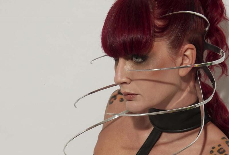 Female model photo shoot of rose lopez by Jesse Leon
