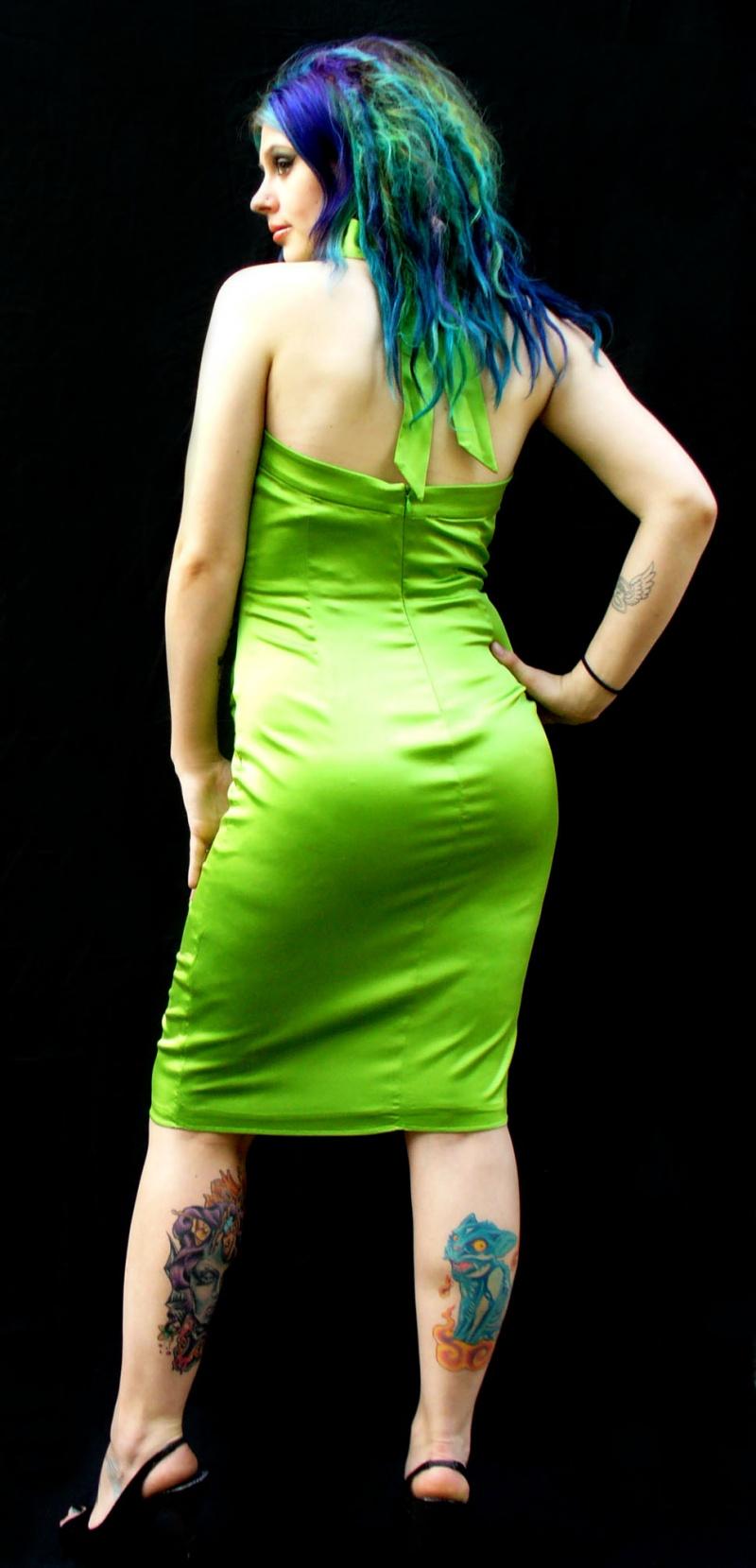 Aug 22, 2008 Cordial Lee Photo Model: Toxic, MUA: Myself