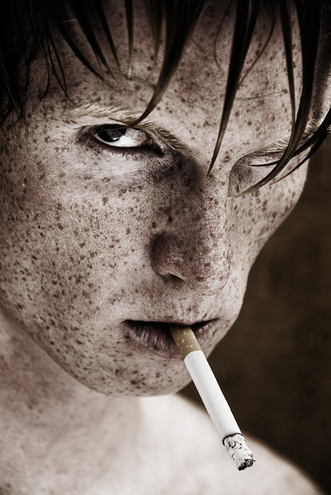Male model photo shoot of Hewps