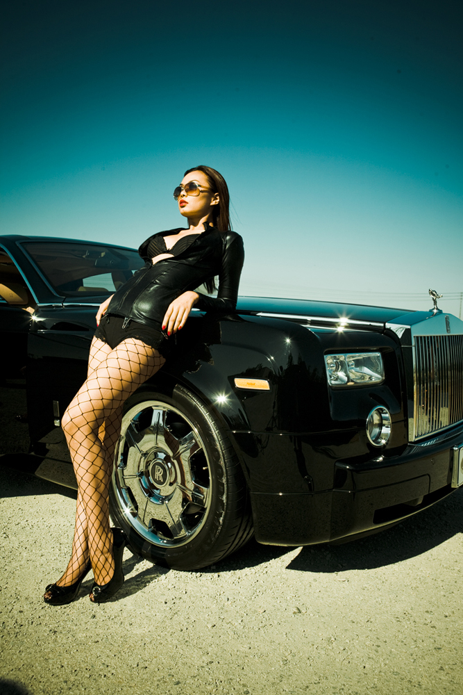 empire CLS Aug 24, 2008 Resonating Art LLC Rolls Royce Phantom