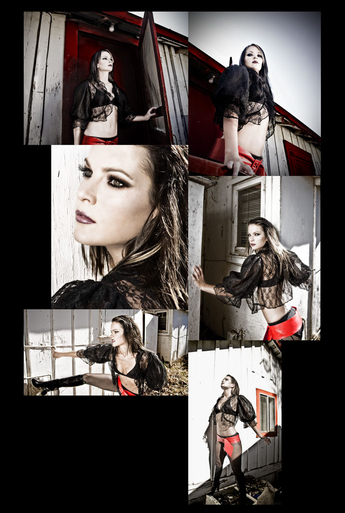 Female model photo shoot of Jodie ODonnell by Sergio Garza Photo in Malibu