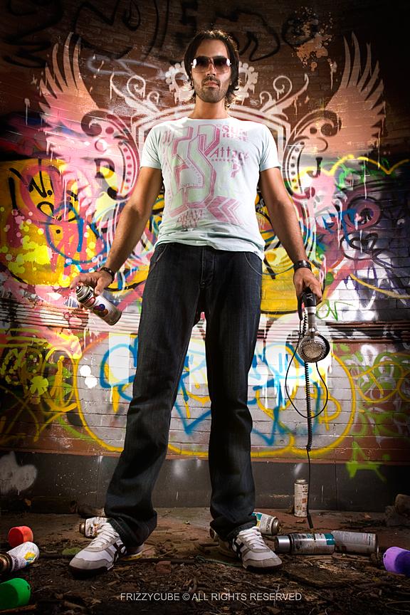 Male model photo shoot of FrizzyCube in Longisland NY