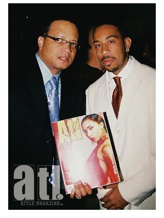 Atlanta, GA Aug 26, 2008 Atlanta Style Magazine, LLC Rapper/actor/philanthropist Ludacris & ATL Style CEO Kenny Stewart