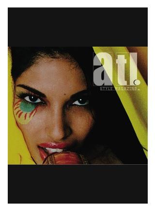 Atlanta, GA Aug 26, 2008 Atlanta Style Magazine, LLC Multiculturalism exemplified (Model: Fariyal; MUA: Fariyal).