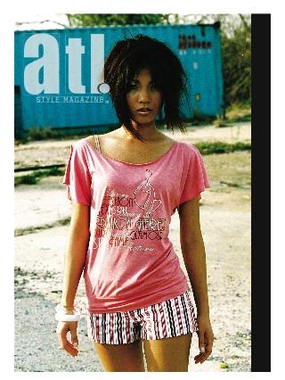 Atlanta, GA Aug 26, 2008 Atlanta Style Magazine, LLC Model: Linda. Stylist: LaToya. MUA: Keya. Photo: Kevin Stewart