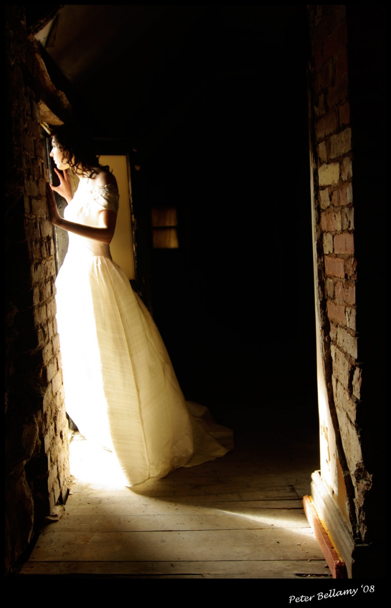 Colwyn Bay Aug 26, 2008 PBellamy Bride into the light